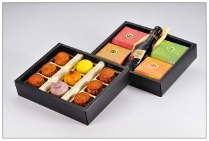 紅酒月餅禮盒 編號:2-001