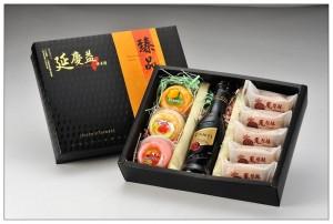 花茶中秋禮盒 編號:2-015