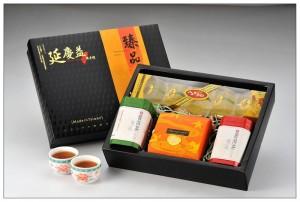 花茶中秋禮盒 編號:2-013